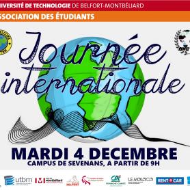 Journée internationale – 4 décembre 2018