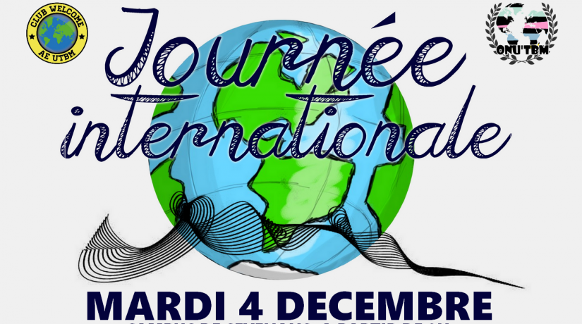 Journée internationale – 4 décembre 2018